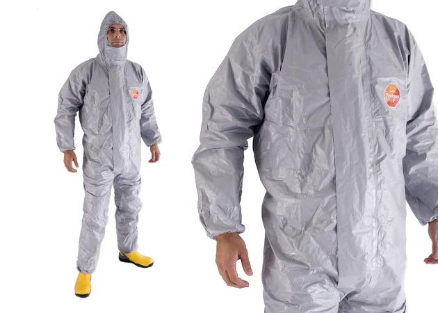 Hình ảnh Quần áo chống hóa chất Tychem F