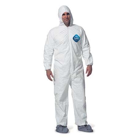 Hình ảnh Quần áo chống hóa chất Tyvek