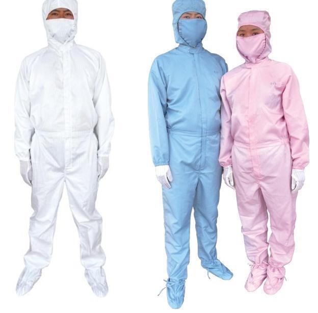 Hình ảnh Quần áo phòng sạch - chống tĩnh điện